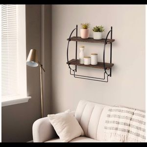 Other - 💕Solid Wood Floating Shelves brand New💕